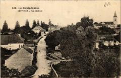 La Haute-Marne Leffonds Vue générale - Leffonds