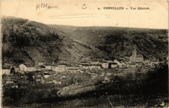 Chevillon Vue générale - Chevillon