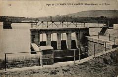 Digue de Charmes-lez-Langres L'Ecluse - Charmes