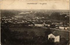 Chamouilley Vue générale - Chamouilley