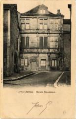 Arc-en-Barrois Maison Renaissance - Arc-en-Barrois