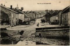 Une Rue de Rolampont - Rolampont