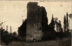 Isomes Ruines de la Tour de l'Ancien Chateau-fort - Isômes