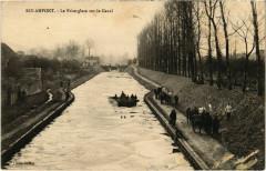 Rolampont - Le Brise-glace sur le Canal - Rolampont