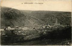 Chevillon - Vue générale - Chevillon