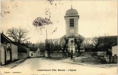 Juzennecourt - L'Eglise - Juzennecourt