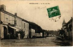 Moeslains - La Grand Rue - Moëslains
