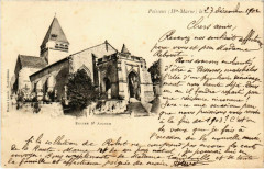 Poissons - Eglise Saint-Aignan - Poissons