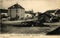 Merrey - Rue Saint-Pierre - Merrey