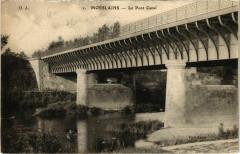 Moeslains - Le Pont Canal - Moëslains
