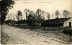 Bricon - Le Lavoir et la Route de la Gare - Bricon