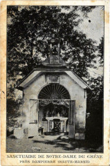 Sanactuaire de Notre-Dame du Chene - Pres Dampierre - Dampierre