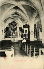 Aigremont - Vue interieure de l'Eglise - Aigremont