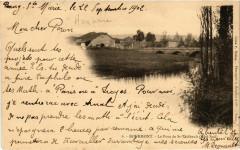 Bourmont - Le Pont de Saint-Thiebault - Saint-Thiébault