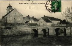 Rolampont - L'Eglise et le Pont - Rolampont