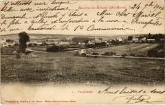 Bussieres-les-Belmont - Vue générale - Belmont