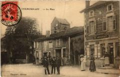 Chamouilley - La Place - Chamouilley