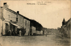 Moeslains - La Grande Rue - Moëslains