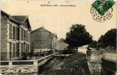 Montier en Der - Route de Ceffonds - Ceffonds