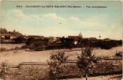 Colombey les Deux Eglises - Vue panoramique - Colombey les Deux Églises