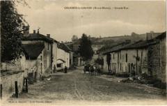 Charmes la Grande - Grande Rue - Charmes-la-Grande