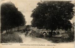 Harreville les Chanteurs - Avenue du Pont - Harréville-les-Chanteurs