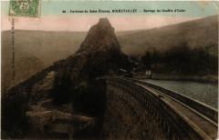 Rochetaillee - Barrage du Gouffre d'Enfer - Rochetaillée