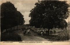 HArreville les Chanteurs -Avenue du Pont - Harréville-les-Chanteurs