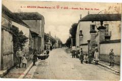 Bricon - Grande Rue - Bricon