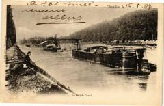 Chevillon - Le Port du Canal - Chevillon
