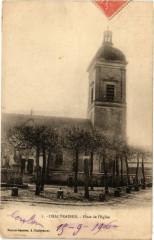 Chalvraines - Place de l'Eglise - Chalvraines