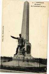 Ceffonds - Monument des Combattants - Ceffonds