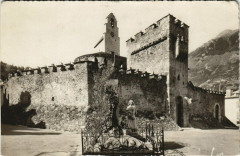 Luz-Saint-Sauveur Eglise des Templiers - Luz-Saint-Sauveur