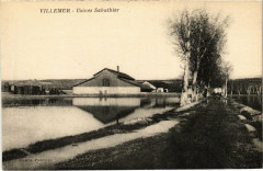 Villemur - Usines Sabathier - Villemur