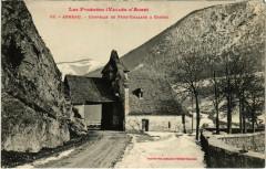 Arreau - Chapelle de Péne-Taillade A Cadéac - Arreau