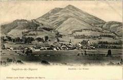 Bagneres-de-Bigorre - Baudéan - Le Monné - Bagnères-de-Bigorre