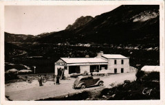 Bagneres-de-Bigorre - La Mongie Refuge - Bagnères-de-Bigorre