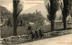Luz - Chateau de Sainte-Marie - Sainte-Marie