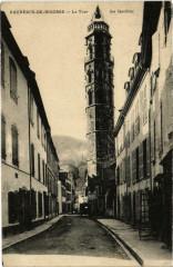 Bagneres-de-Bigorre - La Tour des Jacobins - Bagnères-de-Bigorre