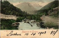 Bagnéres-de-Luchon - La Vallée de la Bique - Luc