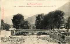 Environs de Bagnéres - Pont de Gerde et Pic du Midi - Gerde