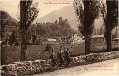 Luz - Chateau deSainte-Marie - Sainte-Marie