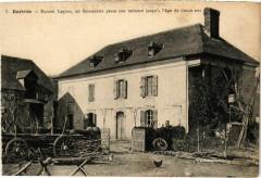 Bartres- Maison Lagües, ou Bernadette passa son enfance jusqu'a - Bartrès