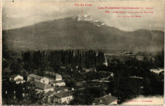 Siradan - Vue sur La Vallée et le Pic du Gars - Siradan