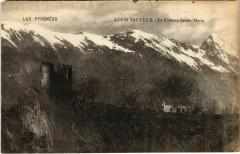 Luz-St. Sauveur - Le Chateau Sainte-Marie - Sainte-Marie