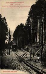 Luchon - Chemin de Fer a Crémaillére de Superbagnéres - Luc