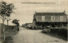 Castelnau-Riviere-Basse Route de Plaisance - Castelnau-Rivière-Basse