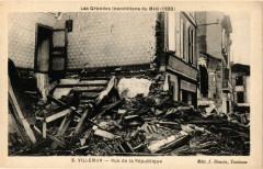 Villemur Rue de la Republique - Villemur