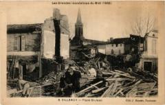 Villemur Place Saint-Jean - Villemur