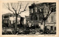 Villemur Place de l'Hotel de Ville - Villemur